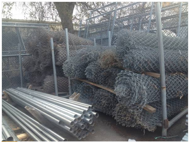Used Chain Link