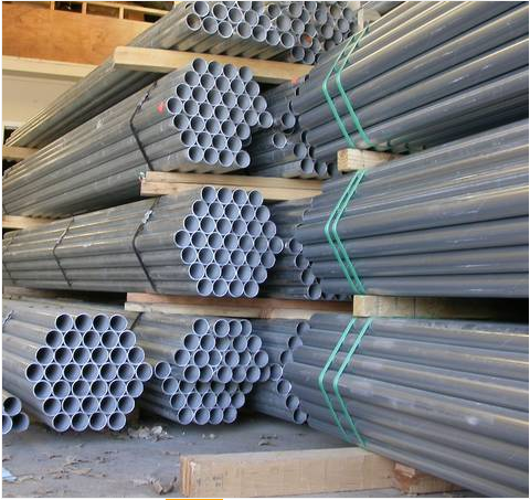 Eleven Foot Galvanized Steel Fence Posts For Wood Fences